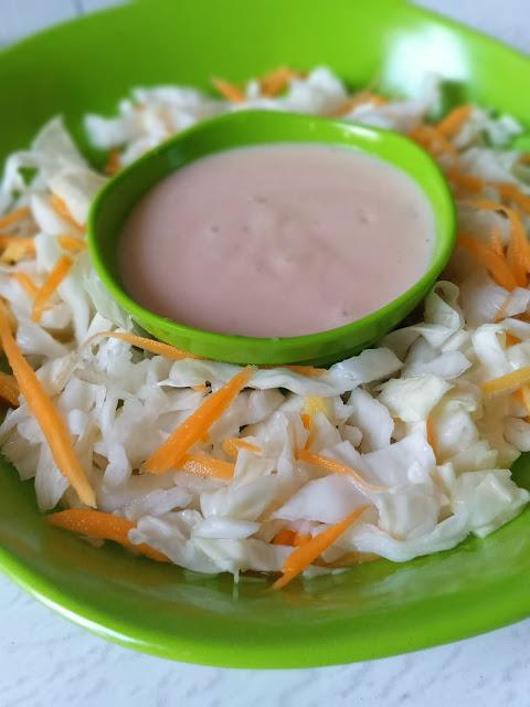 cara membuat salad hokben ala chef wilgoz