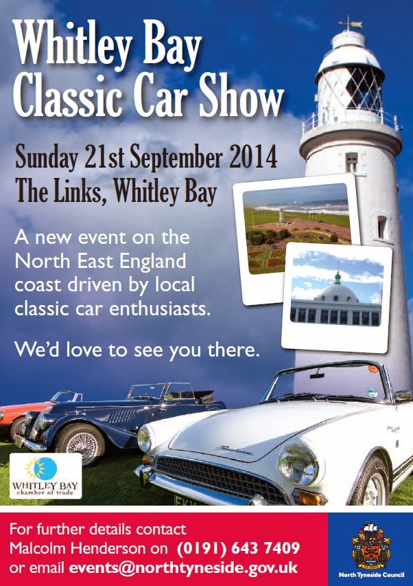 triumph sports six club north east area whitley bay classic car show 21 september 2014. Black Bedroom Furniture Sets. Home Design Ideas