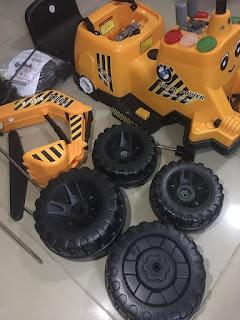 Solusi Untuk Produk Toko Mainan yang Rusak (KolamKuda Karet Bocor, Mobil Remote, dll)