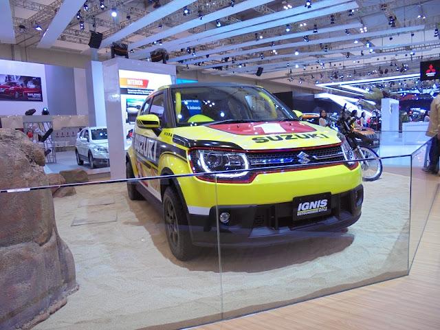 Penjualan Suzuki Ignis Jawa Timur