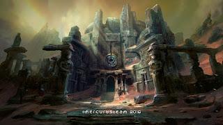 Raiders of the Broken Planet PS3 Wallpaper