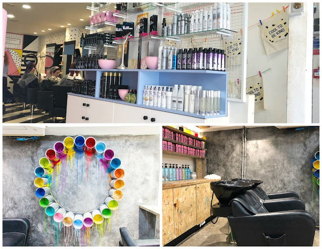 INNOluxe Foam Treatment at Not Another Salon