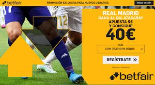 betfair supercuota 8 champions Real Madrid vs Galatasaray 6-11-2019