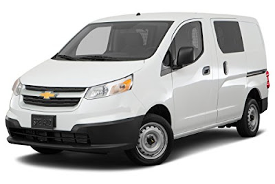 2017 Chevrolet City Express by Chevrolet