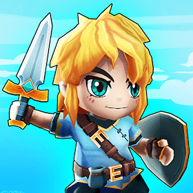 Coin Hero: Magic Legends. Fantasy Adventure RPG - VER. 1.00.87 (God Mode - Unlimited Dices) MOD APK