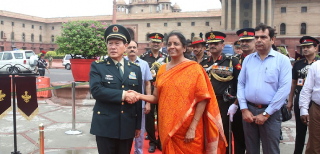 China-India Agrees to Strengthen Military Relations