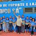 """BELARMINO LINS PARTICIPA DA  INAUGURAÇÃO DO CENTRO DE ESPORTE E  LAZER """"SADICO SÁ"""" EM NOVO ARIPUANÃ"""