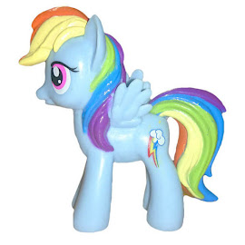 MLP Magazine Figure Rainbow Dash Figure by Egmont