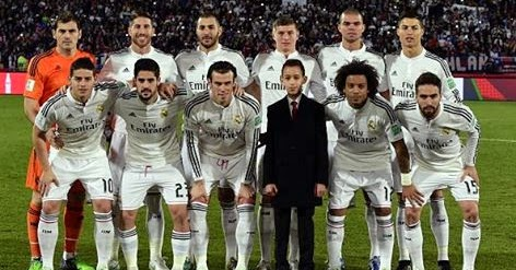 Palmares real madrid 2014