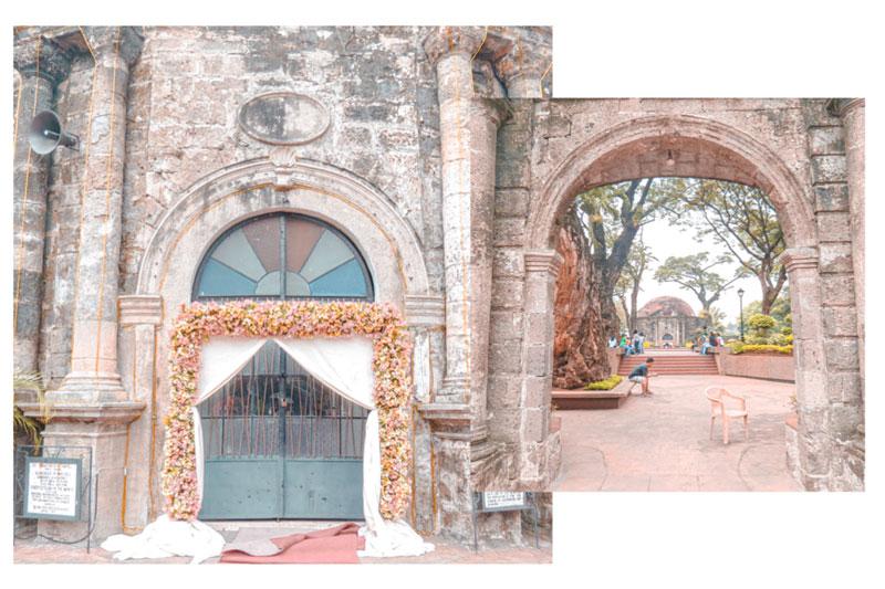 Paco Park Chapel
