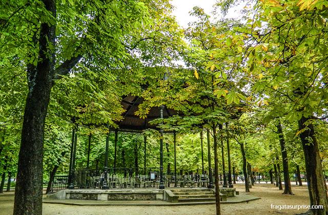 Jardins de Luxemburgo, Paris