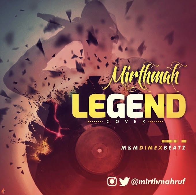Mirthmah – Legend Cover