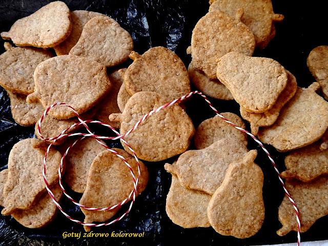 Ciasteczka antystresowe św. Hildegardy - Czytaj więcej »