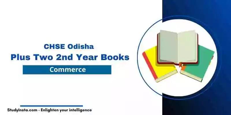 CHSE Odisha Plus Two Accountancy Book PDF | +2 2nd Year Commerce