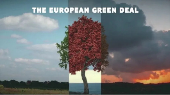 The European Green Deal  - Pacto Verde Europeo