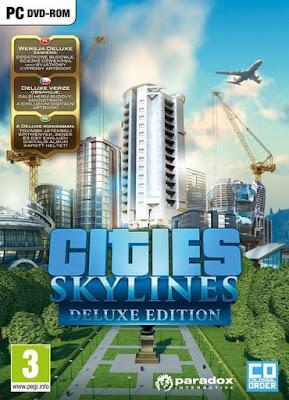 Capa do Cities: Skylines