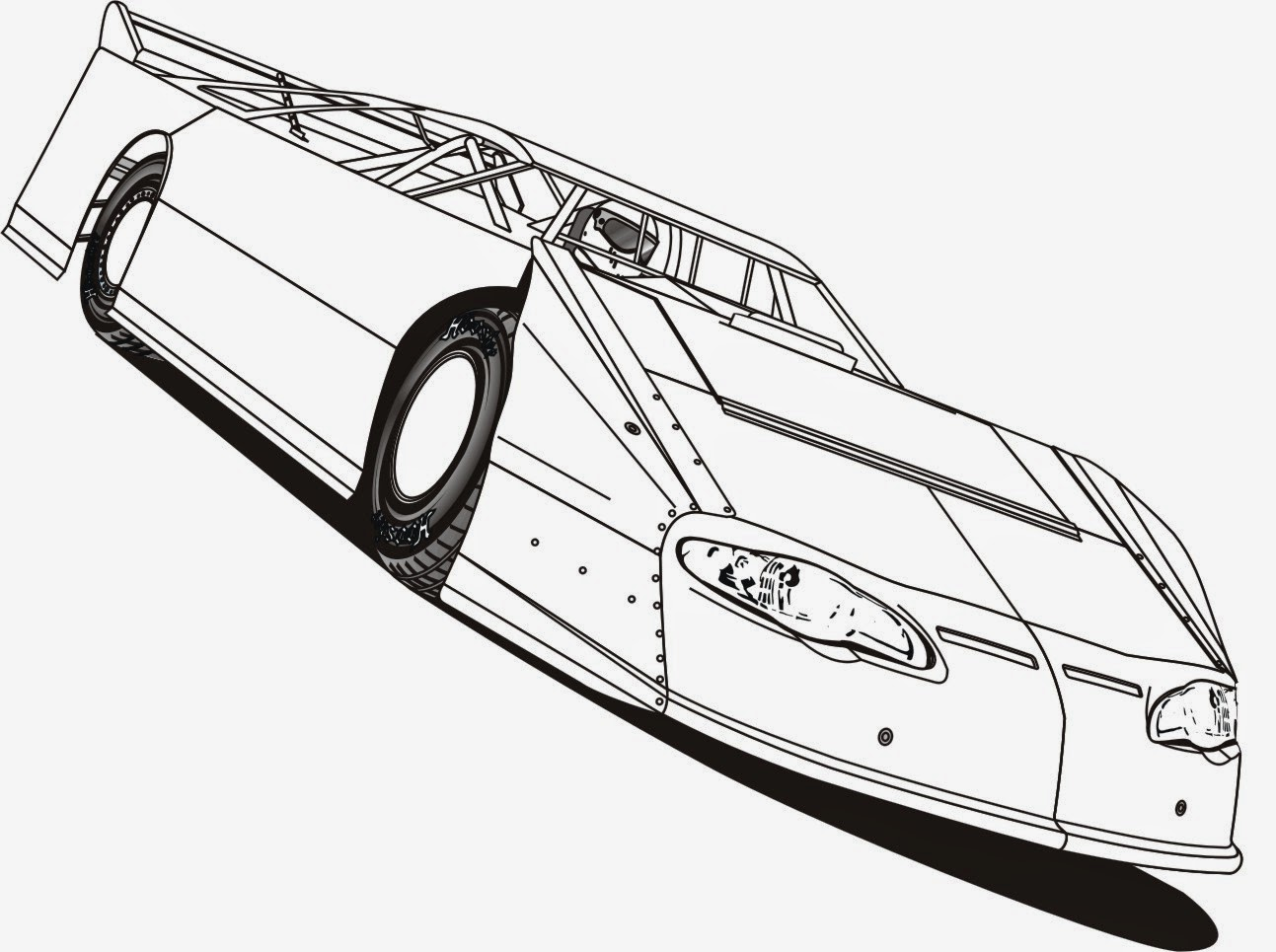 Coloring Pages Cars Coloring Pages Free And Printable