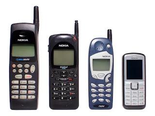 भारत में पहला मोबाइल फोन कब आया