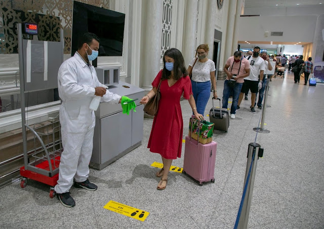 وزارة الصحة تعلن عن إجراءات جديدة تهمّ الوافدين على تونس