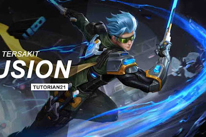 Build Gusion Mobile Legends Sekali Combo Musuh Mati