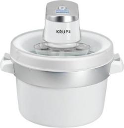 Krups ijsmachine thuis