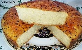 خبز الدار خفيف recette pain maison