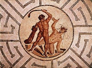 Resultado de imagen de teseo minotauro