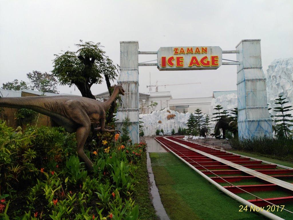 Jatim Park 3 Menjelajahi Dino Park Yang Menakjubkan Keluarga