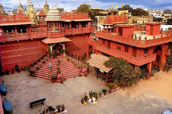 Jain temple Sanganer Jaipur