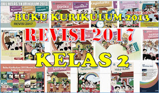 Download Buku Kurikulum 2013 Revisi 2017 Semester 2 Kelas 2 SD