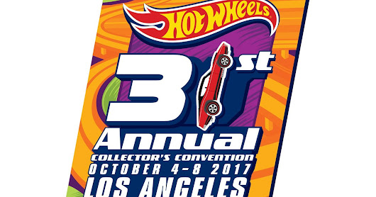 Souvenir Car 31st Annual Hot Wheels Collectors Convention