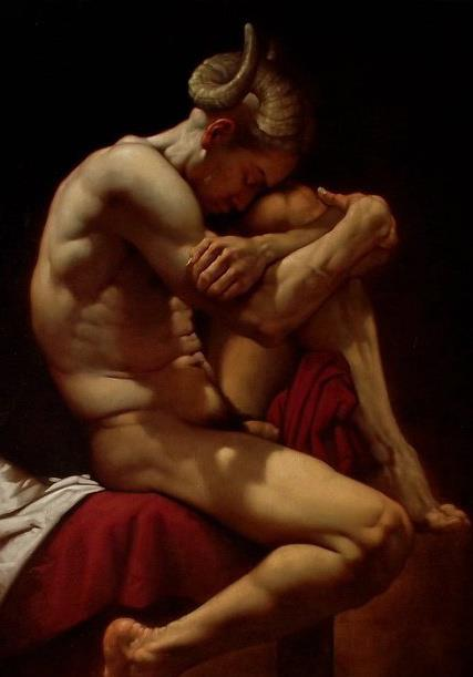 Roberto Ferri 1978 | Italian Baroque style painter | VideoArt