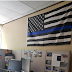 Oregon: County Awards $100,000 To Probation Officer Offended By 'Thin Blue Line' Flag (2 Pics)