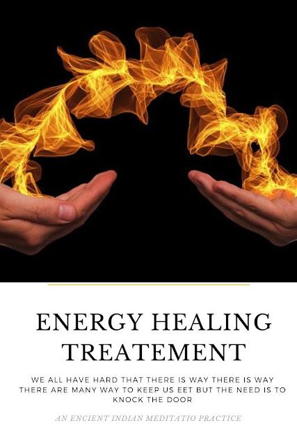energy healing near