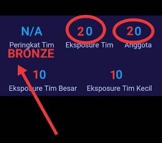 Syarat dan Keuntungan Peringkat Bronze vTube