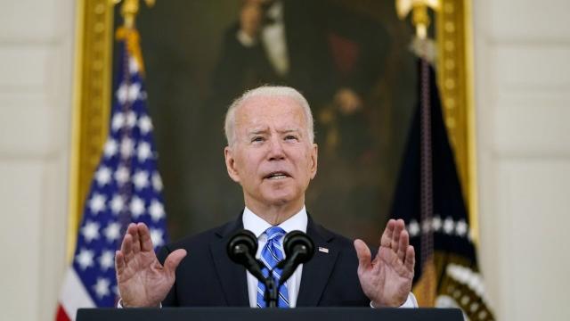 Ucapkan Selamat Idul Adha, Joe Biden Teringat Ketakwaan Nabi Ibrahim