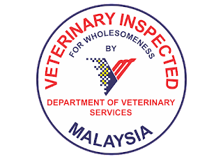 Jabatan Perkhidmatan Veterinary Logo Vector