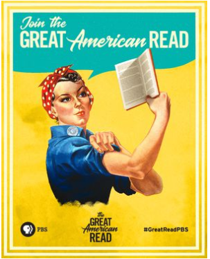 photo regarding The Great American Read List Printable known as Outside the house The Box