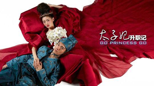 Thái Tử Phi Thăng Chức - Go Princess Go (2015)