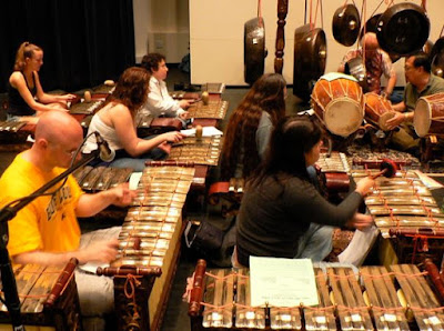 Gamelan - A Very Popular Traditional Instrument From Indonesia