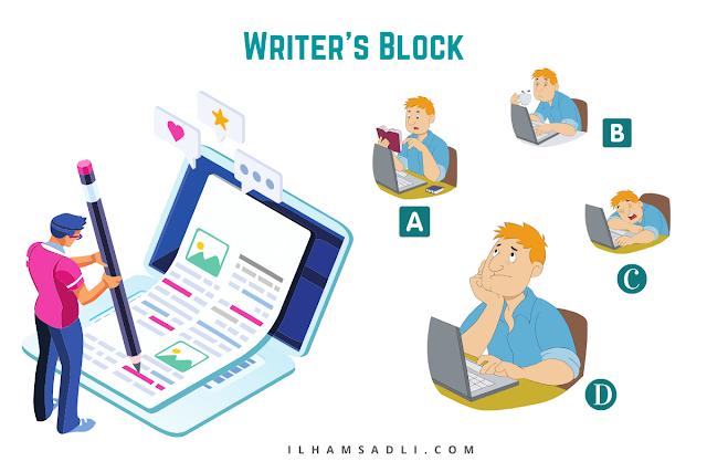 Writer's  Block Dalam Sebuah Obrolan