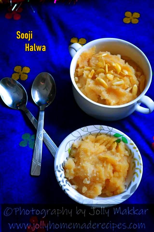 Sooji ka Halwa