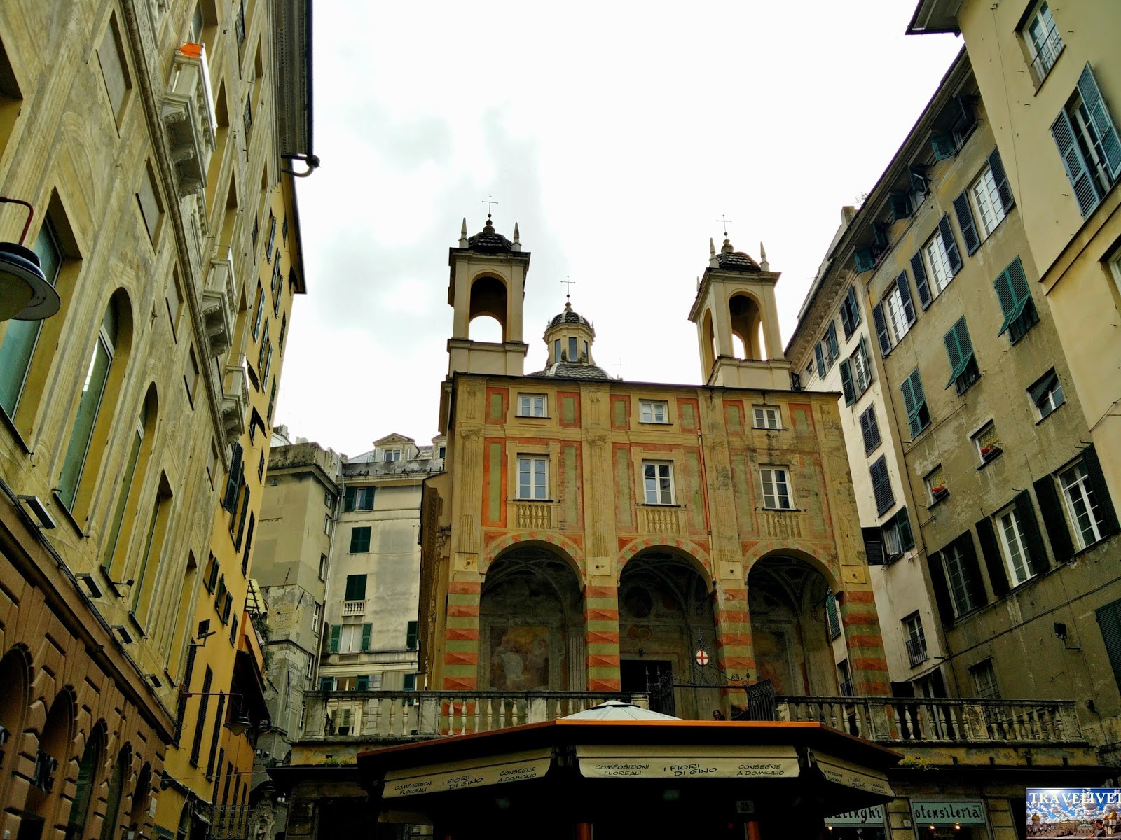 Gênes Genova