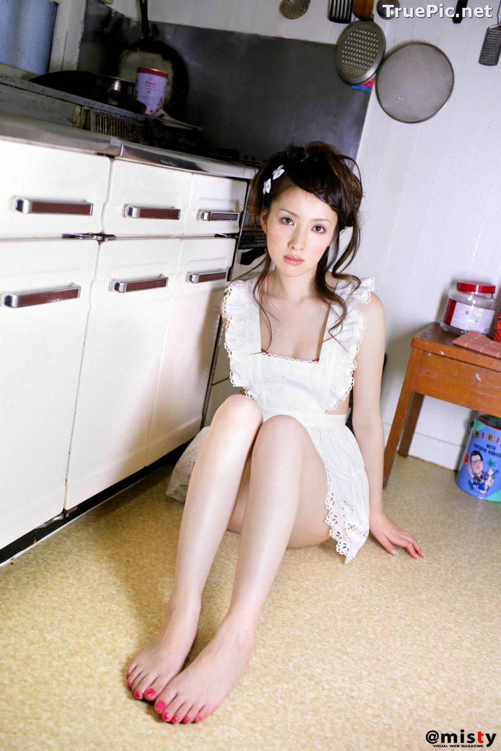 Image Misty No.217 - Japanese Actress and Gravure Idol - Saki Seto - TruePic.net - Picture-4