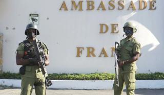 Tanzanie : A Dar es-Salaam, une fusillade devant l'ambassade de France fait quatre morts