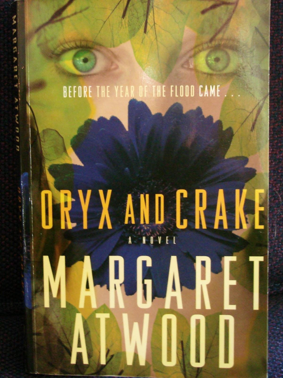 and crake essay oryx and crake essay