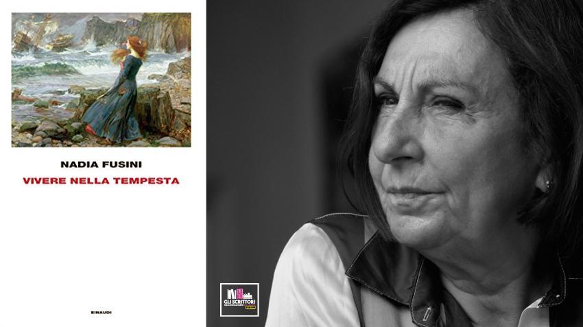 Recensione: Vivere nella tempesta, di Nadia Fusini