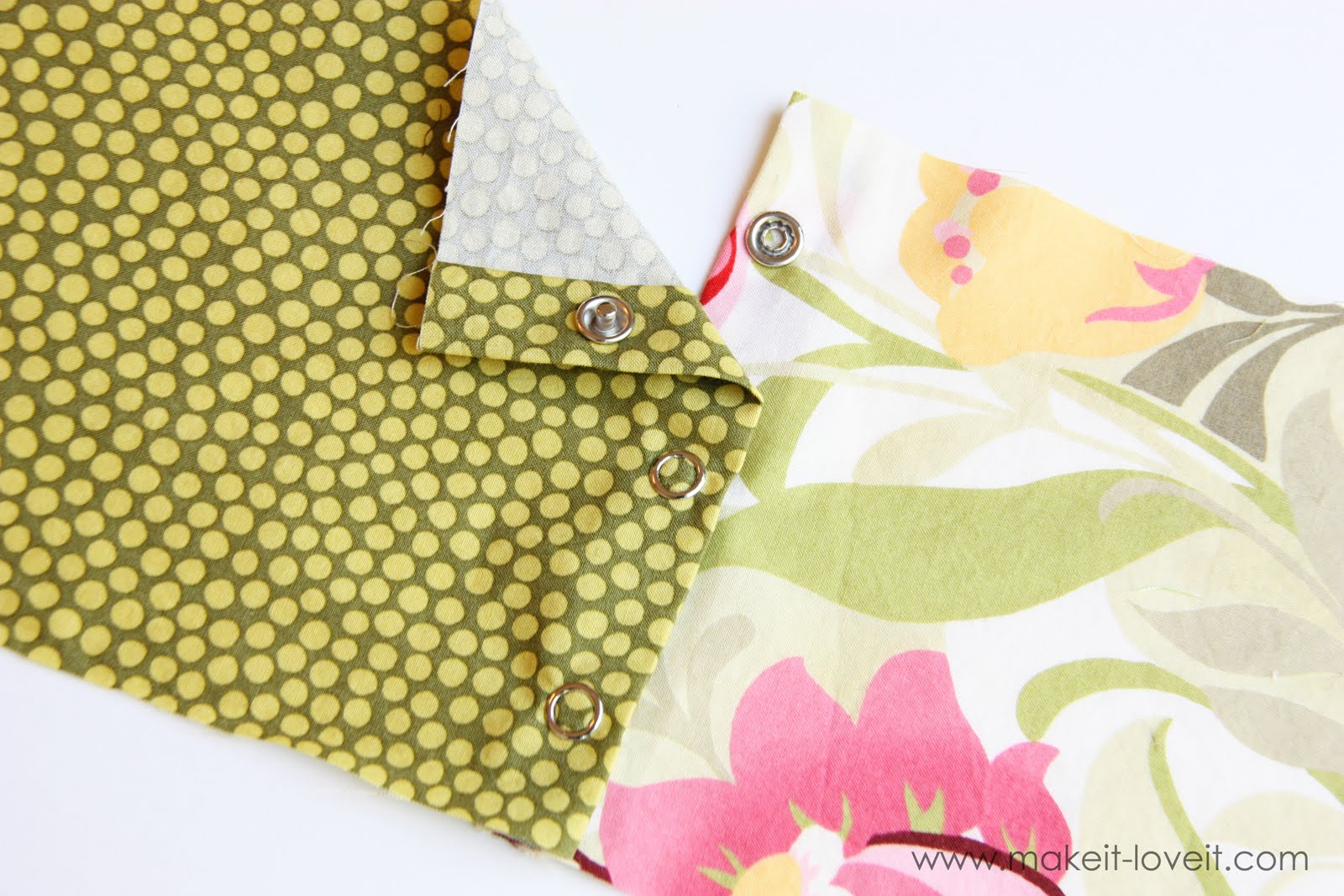 Sewing Tips: Attaching Snaps – Make It and Love It
