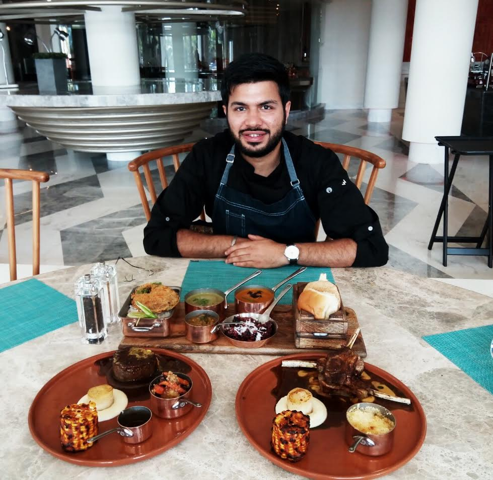 Kitchen Table With Food: W Goa Food Review By Tuba Mirza