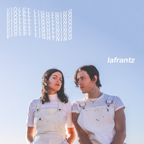 "LaFrantz Unveil New Single ""Violet Lightning"""